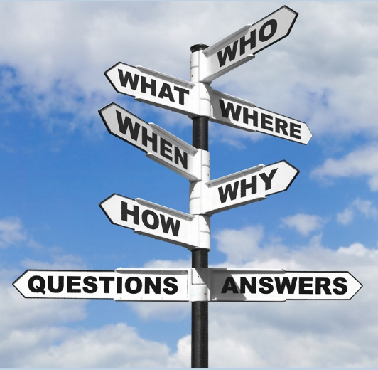 Crossroads-Who, What, When, Questions, answers