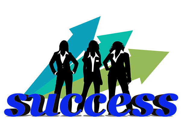 You will have success with Coralie, Lisa & Pat!